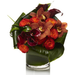 Chic Autumn from Westbury Floral Designs in Westbury, NY