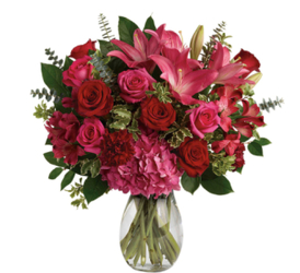 Hot For You from Westbury Floral Designs in Westbury, NY