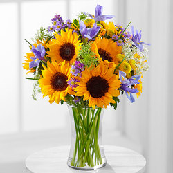 Super Sunflowers from Westbury Floral Designs in Westbury, NY