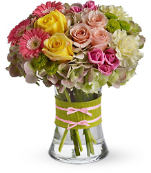 Fashionista Blooms from Westbury Floral Designs in Westbury, NY
