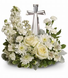 Divine Peace from Westbury Floral Designs in Westbury, NY