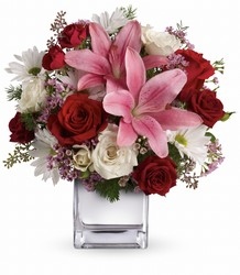 Happy in Love  from Westbury Floral Designs in Westbury, NY