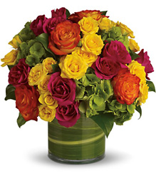 Blossoms in Vogue from Westbury Floral Designs in Westbury, NY