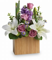 Kissed With Bliss by Teleflora from Westbury Floral Designs in Westbury, NY