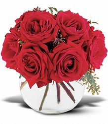 Gathering Of Roses from Westbury Floral Designs in Westbury, NY