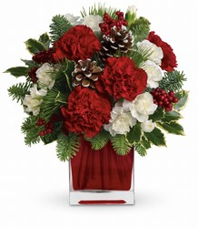 Make Merry from Westbury Floral Designs in Westbury, NY