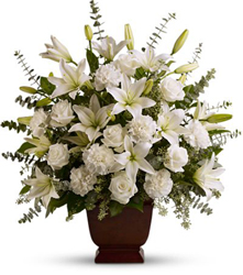 Sincere Serenity from Westbury Floral Designs in Westbury, NY