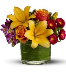 Blossoms of Joy from Westbury Floral Designs in Westbury, NY